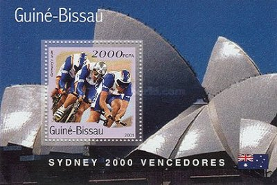 [Medallist of the Olympic Games - Sydney 2000, Australia, Typ ]