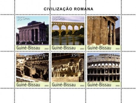 [Cultures of the Past - Rome, Typ ]