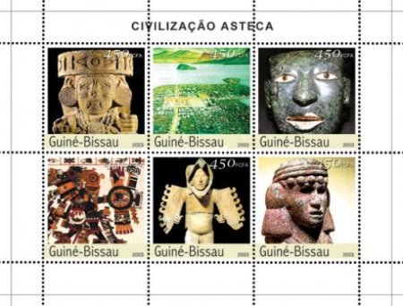 [Cultures of the Past - Aztec, Typ ]