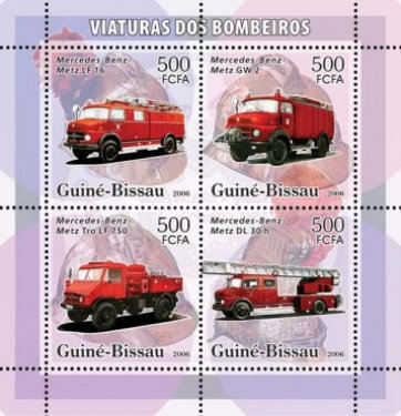 [Transports - Fire Engines, Mercedes-Benz, Typ ]