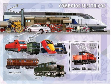 [Transports - Electric Trains, Typ ]