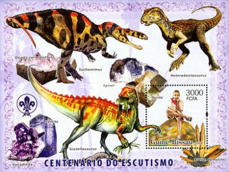 [Fauna - Dinosaurs, Minerals & Scouts, Typ ]