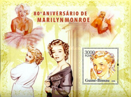 [The 80th Anniversary of Marilyn Monroe, Typ ]