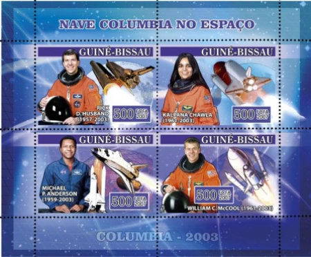 [Space - Space Shuttle Colombia, Typ ]