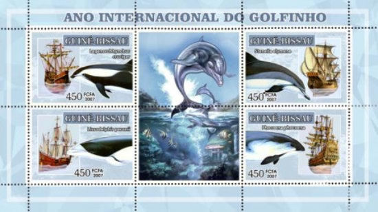 [International Dolphin Year & Sailing Ships, type ]