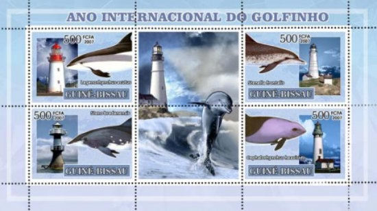 [International Dolphin Year & Lighthouses, type ]