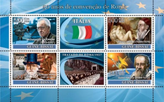 [The 50th Anniversary of the Treaty of Rome, Typ ]