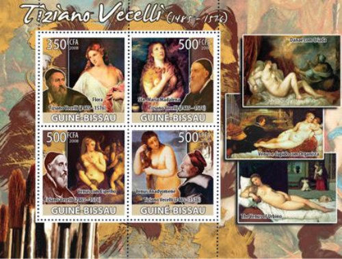 [Paintings by Tiziano Vecelli, 1485-1576, Typ ]