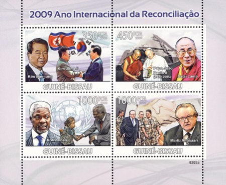 [The International Year of Reconciliation, Typ ]