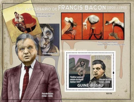 [Paintings - The 100th Anniversary of the Birth of Francis Bacon, 1909-1992, Typ ]