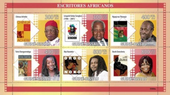 [African Writers, Typ ]