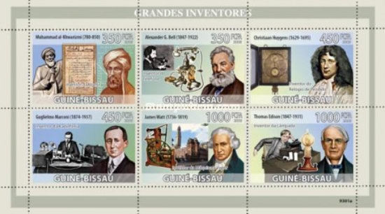 [The Greatest Inventors, Typ ]