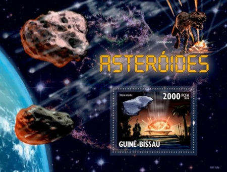 [Space - Asteroids, Typ ]