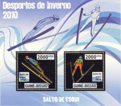 [Winter Olympic Games - Sky Jumping - Silver, type ]