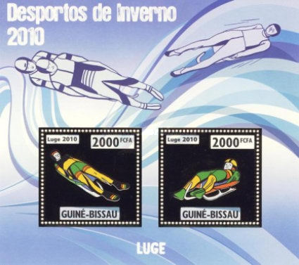 [Winter Olympic Games - Luge - Silver, type ]