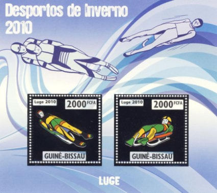[Winter Olympic Games - Luge - Gold, type ]