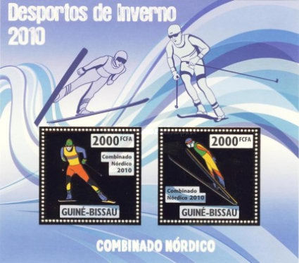 [Winter Olympic Games - Nordic Combined - Silver, type ]