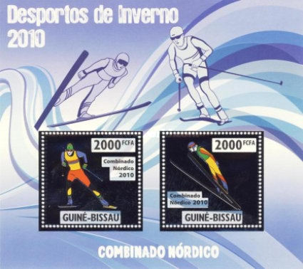 [Winter Olympic Games - Nordic Combined - Gold, type ]