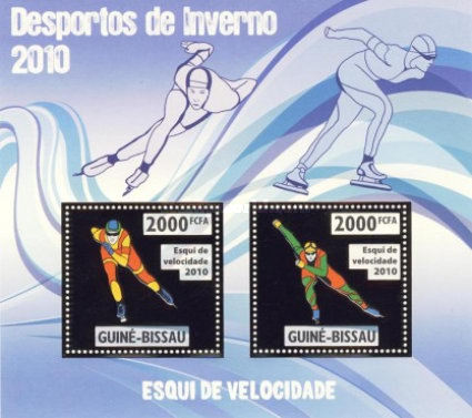 [Winter Olympic Games - Speed Skiing - Silver, type ]