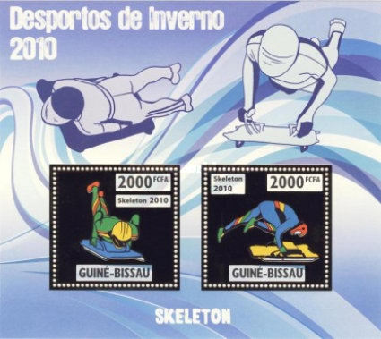 [Winter Olympic Games - Skeleton - Silver, type ]