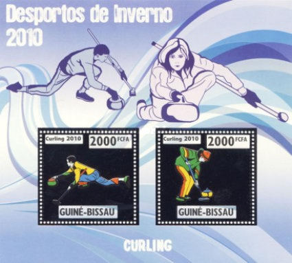 [Winter Olympic Games - Curling - Gold, type ]