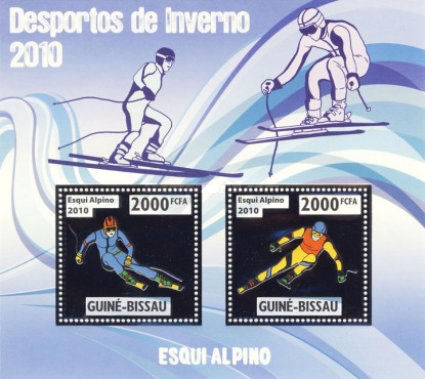 [Winter Olympic Games - Alpine Skiing - Gold, type ]