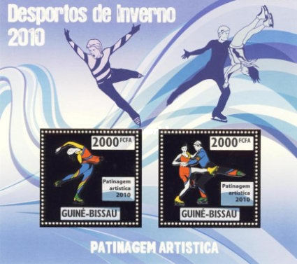 [Winter Olympic Games - Figure Skating - Silver, type ]