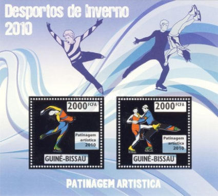 [Winter Olympic Games - Figure Skating - Gold, type ]