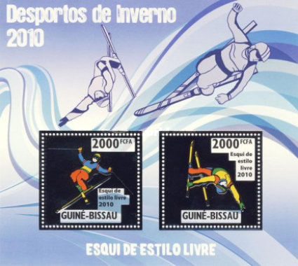 [Winter Olympic Games - Freestyle Skiing - Gold, type ]