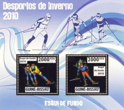 [Winter Olympic Games - Cross Country Skiing - Silver, type ]