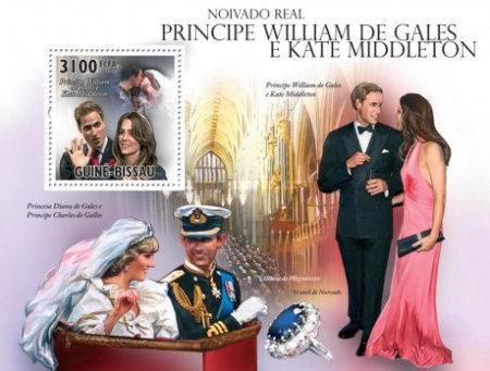 [Royal Engagement - Prince William & Kate Middleton, Typ ]