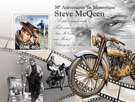 [The 30th Anniversary of Steve McQeen, Typ ]
