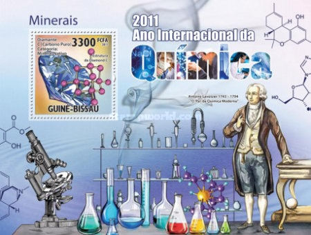 [The International Year of Minerals, 2011, Typ ]