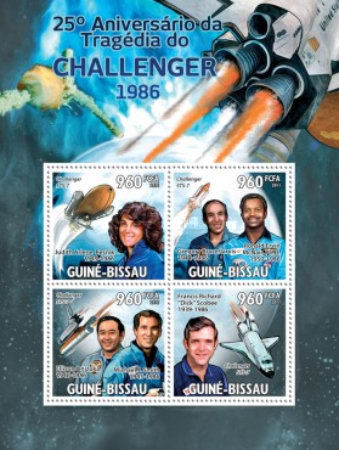 [The 25th Anniversary of the Tragedy of Challenger, 1986, Typ ]