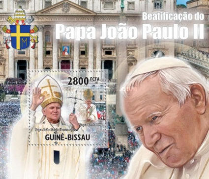 [The Beatification of Pope John Paul II, 1920-2005, Typ ]