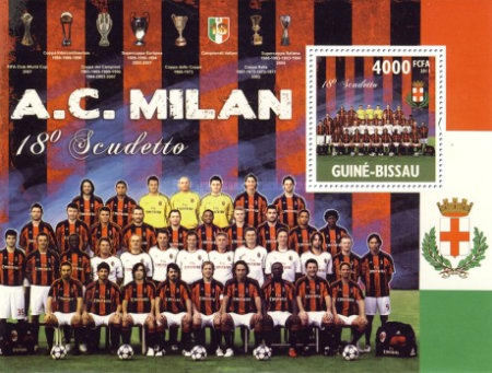 [Football - A.C. Milan, Typ ]