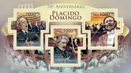[The 70th Anniversary of Placido Domingo, Typ ]