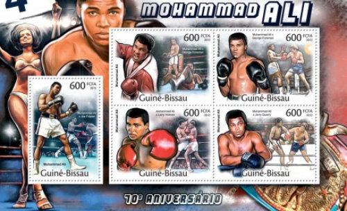 [The 70th Anniversary of Mohamed Ali, Typ ]