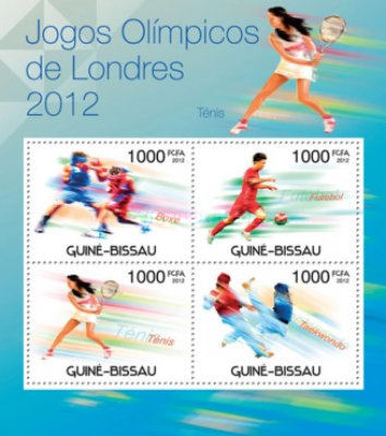 [Olympic Games - London, 2012, Typ ]