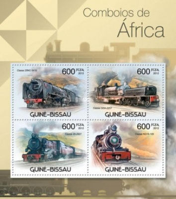[Transport - Trains of Africa, Typ ]