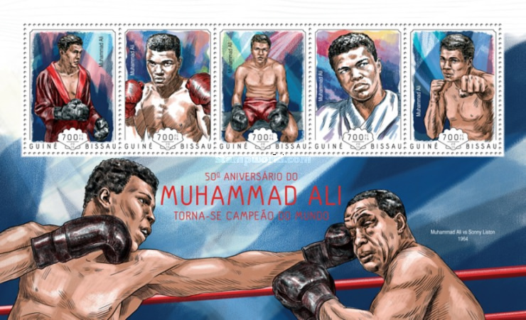 [Boxing - The 50th Anniversary of the Muhammad Ali vs Sonny Liston Fight, Typ ]