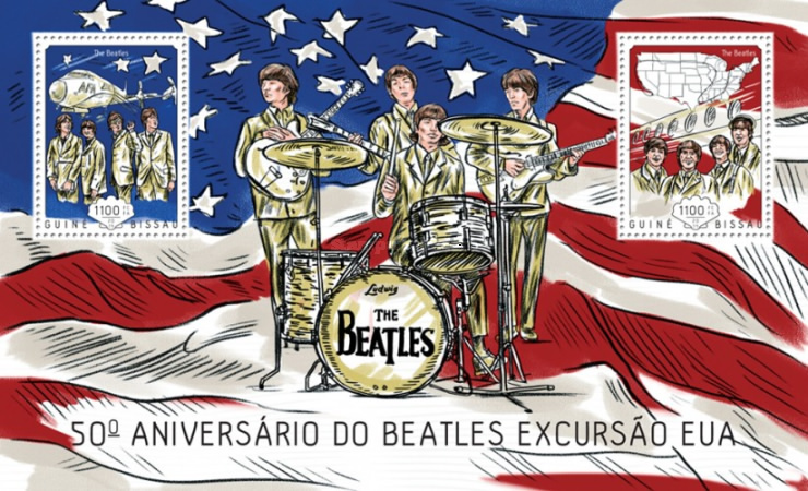 [The 50th Anniversary of The Beatles' USA Tour, Typ ]