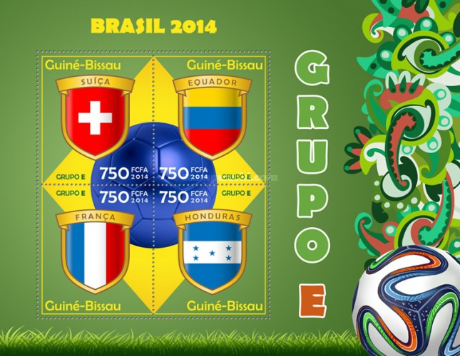 [FIFA Football World Cup - Brazil, Typ ]