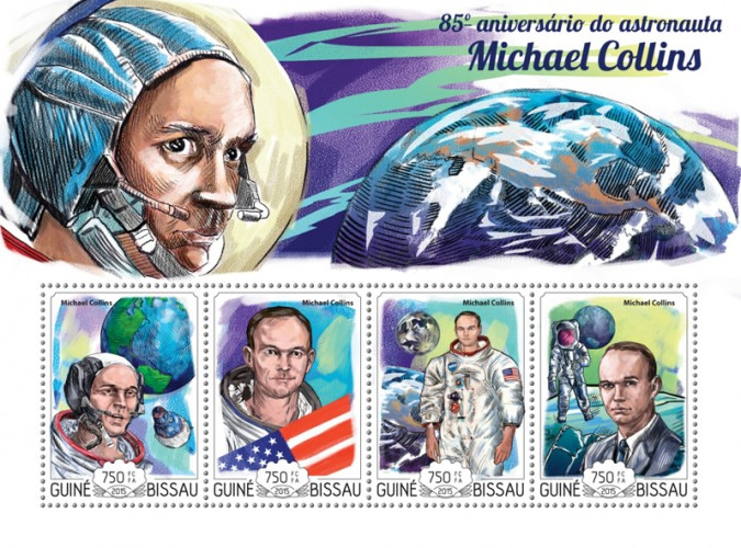 [The 85th Anniversary of the Birth of Astronaut Michael Collins, Typ ]