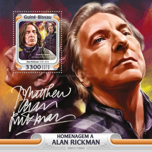 [Tribute to Alan Rickman, 1946-2016, type ]