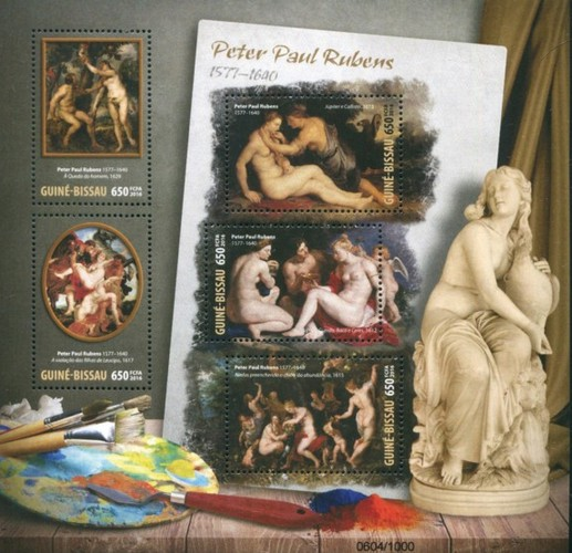 [Paintings by Peter Paul Rubens, 1577-1640, Typ ]