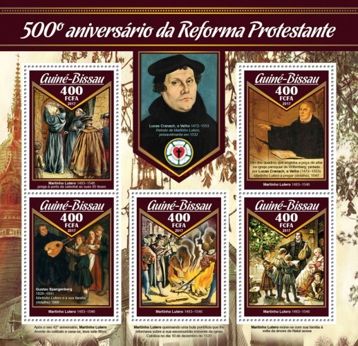 [The 500th Anniversary of Reformation, Typ ]