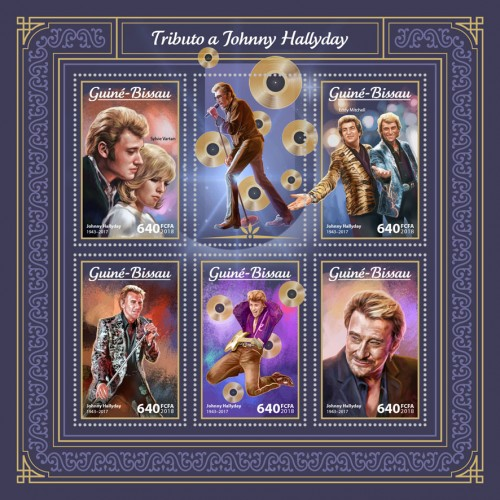 [Tribute to Johnny Hallyday, 1943-2017, Typ ]