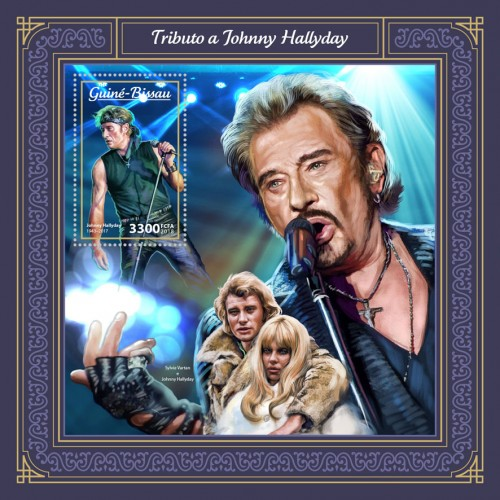 [Tribute to Johnny Hallyday, 1943-2017, type ]