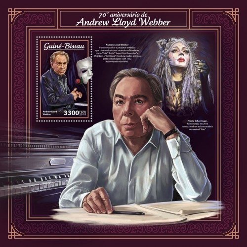[The 70th Anniversary of the Birth of Andrew Lloyd Webber, Typ ]